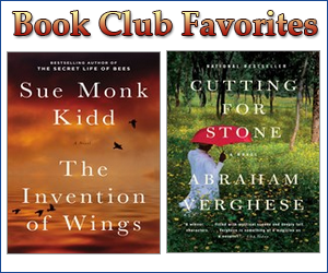 Book Club Favorites available as eBook & eAudios
