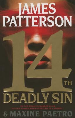 14th deadly sin Patterson