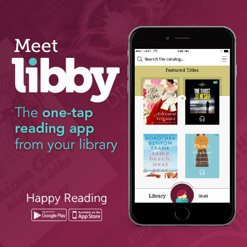 Meet OverDrive's New App - Libby