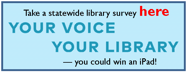Your Voice Your Library Surgey
