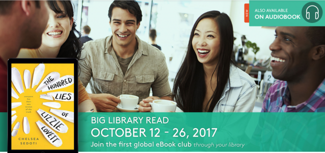 October Big Library Read