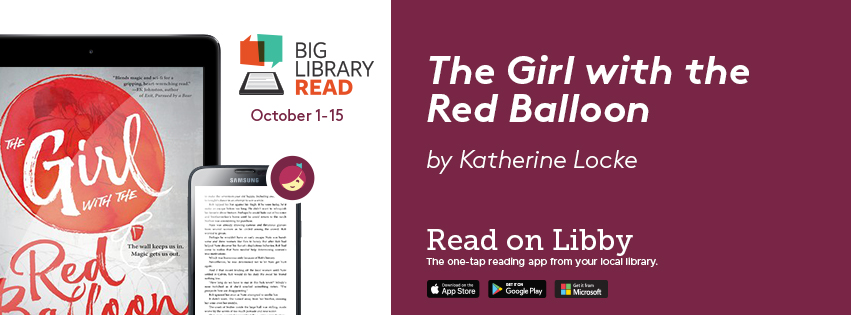 October 2018 Big Library Read
